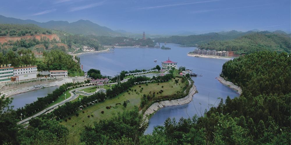 洞天湖旅游度假村