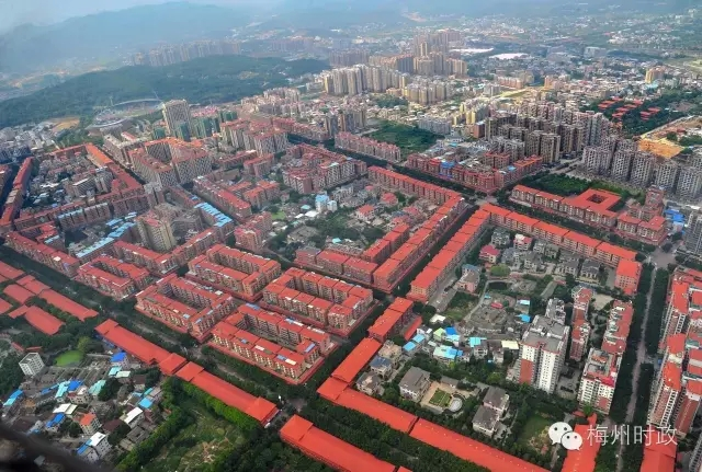 """梅县区当好振兴发展和建设""""一区两带""""排头兵"""